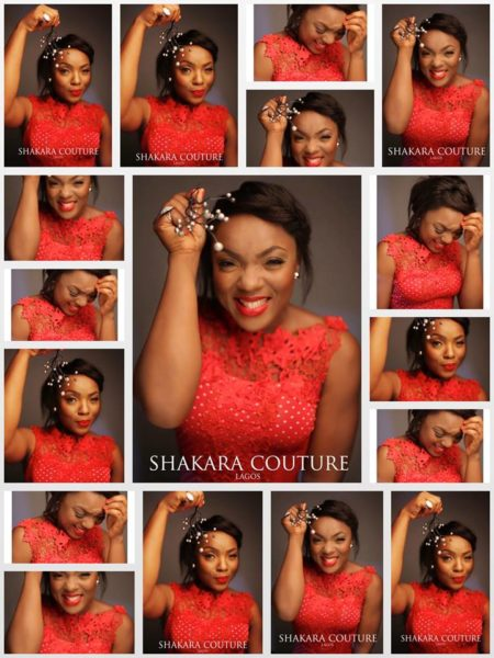 Chioma Chukwuka-Akpotha - Shakara Couture - October 2013 - BellaNaija