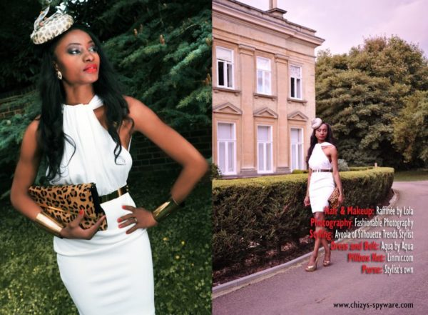 Chizy's Spyware Magazine Fashion Editorial - BellaNaija - October 2013 (2)