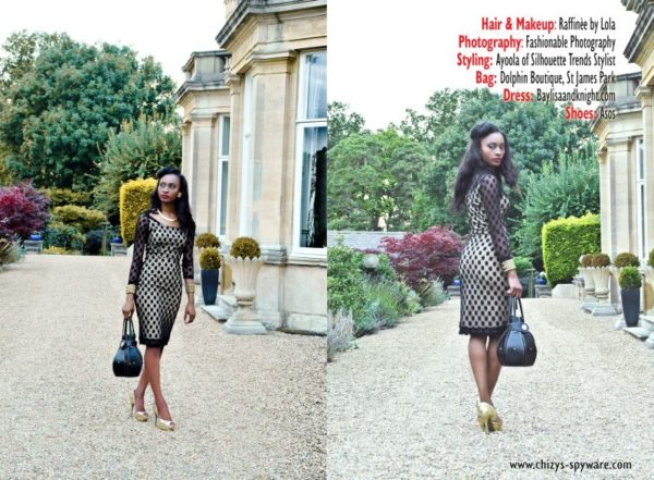 Chizy's Spyware Magazine Fashion Editorial - BellaNaija - October 2013 (6)