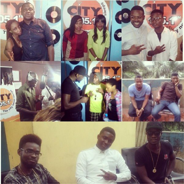 City FM In-Studio Concert - October 2013 - BellaNaija