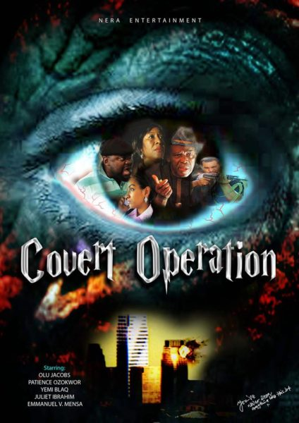 Covert Operation - October 2013 - BellaNaija