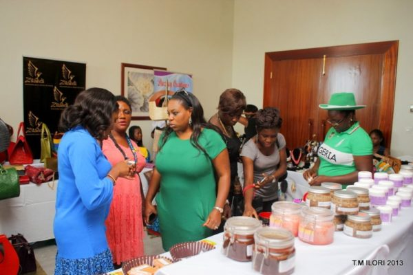 Créativité Private Shopping Exhibition in Lagos - BellaNaija - October2013014