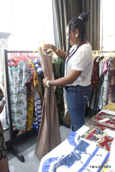 Créativité Private Shopping Exhibition in Lagos - BellaNaija - October2013094