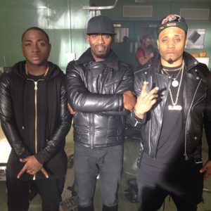 Davido Moe Musa B-Red - October 2013 - BellaNaija