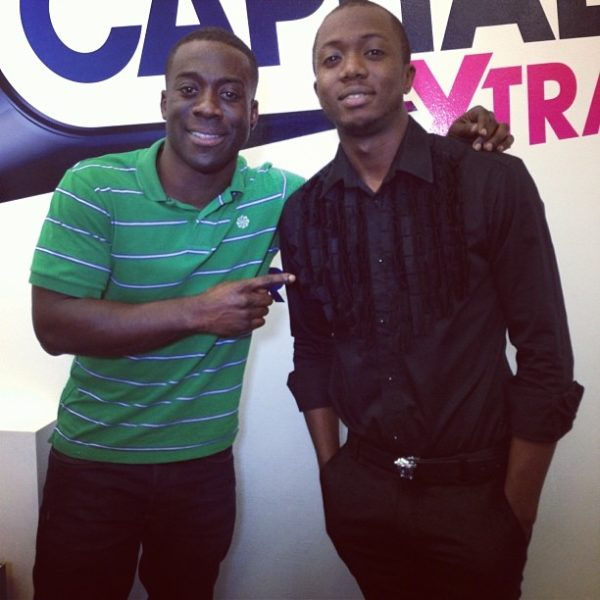Deetunes Sean Tizzle - October 2013 - BellaNaija