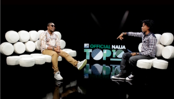Dotun and VJ Ehis on the MTV Base Official Naija Top 10 - October 2013 - BellaNaija (3)
