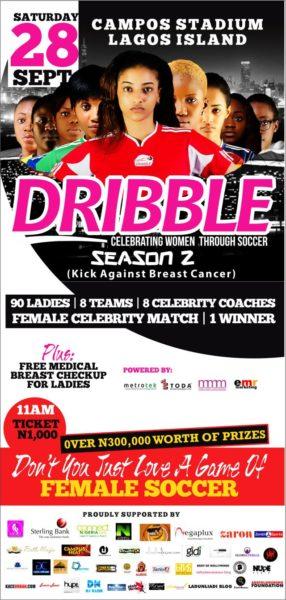 Dribble Season 2 - September 2013 - BellaNaija
