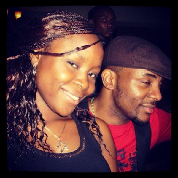 Ebuka Obi-Uchendu & Omawumi circa 2008