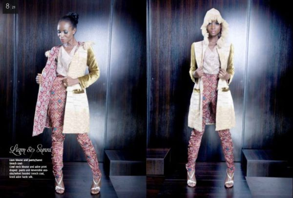 Ejiro Amos Tafiri Resort 2014 Collection Donna of the West - BellaNaija - October 2013 - BellaNaija - October2013016