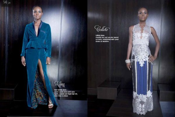 Ejiro Amos Tafiri Resort 2014 collection Donna of the West - BellaNaija - October 20130012