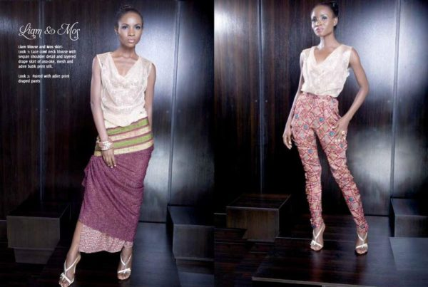 Ejiro Amos Tafiri Resort 2014 collection Donna of the West - BellaNaija - October 2013005