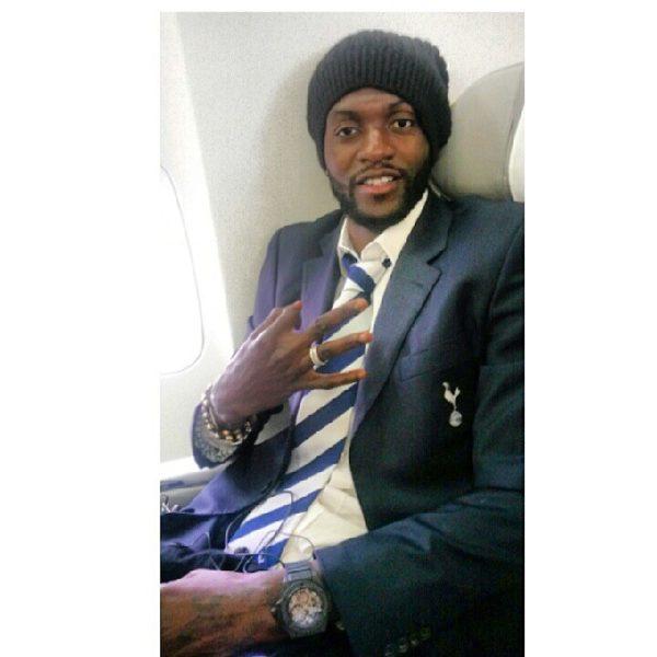 Emmanuel Adebayor - October 2013 - BellaNaija (3)