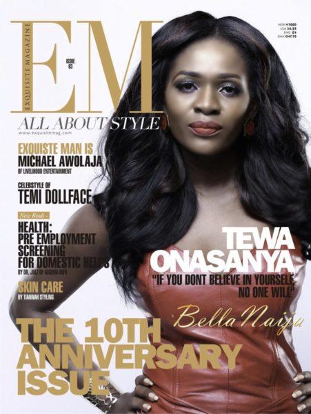 Exquisite Magazine Debuts New Look - October 2013 - BellaNaija003