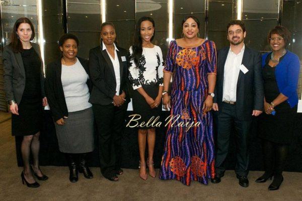Fifi Ejindu - Girl Child Initiative Launch - Olusegun Obasanjo Foundation - BellaNaija 04