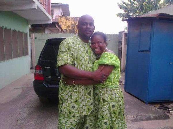 Flavian Okojie & Omo-kivie Adeola