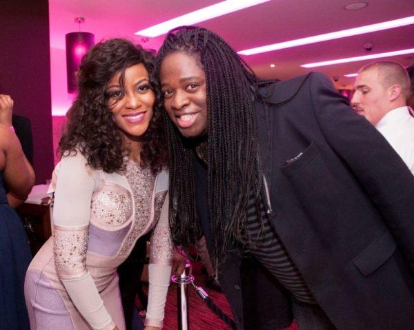 Dami Adegbite & Singer Anthony Everest