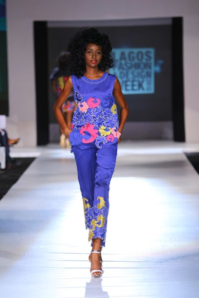 GTBank Lagos Fashion & Design Week 2013 Beatrice Lanre DaSilva Ajayi - BellaNaija - October2013002