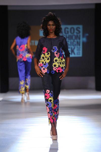 GTBank Lagos Fashion & Design Week 2013 Beatrice Lanre DaSilva Ajayi - BellaNaija - October2013003