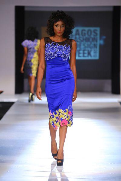 GTBank Lagos Fashion & Design Week 2013 Beatrice Lanre DaSilva Ajayi - BellaNaija - October2013005