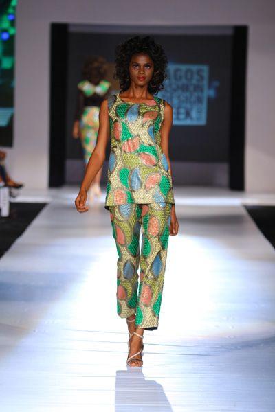 GTBank Lagos Fashion & Design Week 2013 Beatrice Lanre DaSilva Ajayi - BellaNaija - October2013013