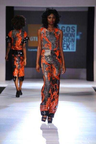 GTBank Lagos Fashion & Design Week 2013 Beatrice Lanre DaSilva Ajayi - BellaNaija - October2013025