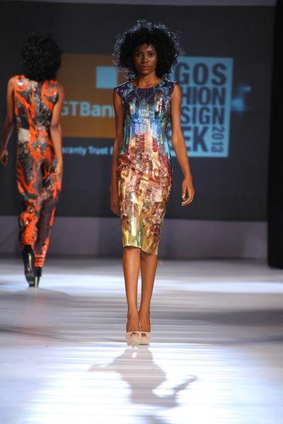 GTBank Lagos Fashion & Design Week 2013 Beatrice Lanre DaSilva Ajayi - BellaNaija - October2013026