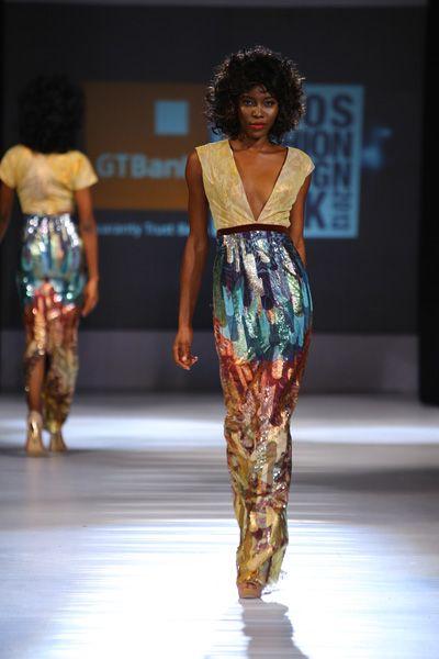 GTBank Lagos Fashion & Design Week 2013 Beatrice Lanre DaSilva Ajayi - BellaNaija - October2013028