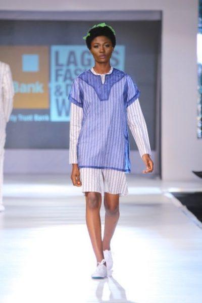 GTBank Lagos Fashion & Design Week 2013 Beatrice Orange Culture - BellaNaija - October2013002