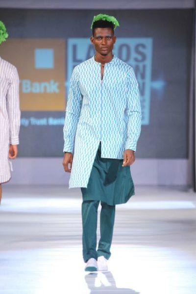 GTBank Lagos Fashion & Design Week 2013 Beatrice Orange Culture - BellaNaija - October2013004