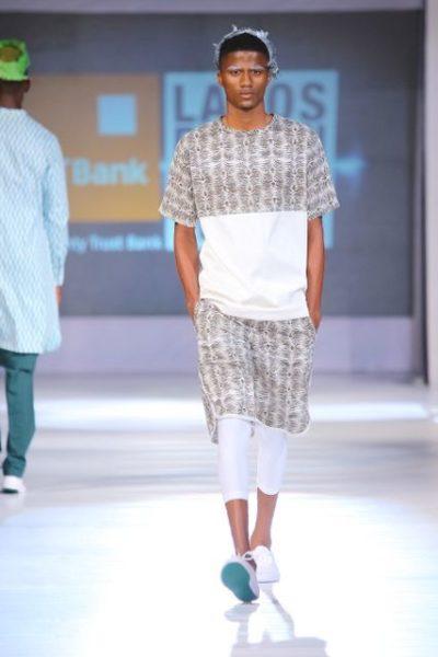 GTBank Lagos Fashion & Design Week 2013 Beatrice Orange Culture - BellaNaija - October2013005