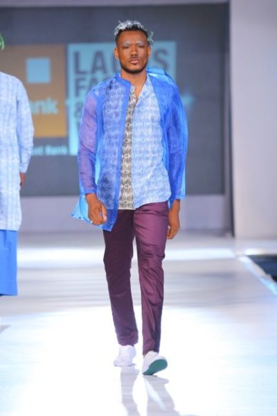 GTBank Lagos Fashion & Design Week 2013 Beatrice Orange Culture - BellaNaija - October2013007