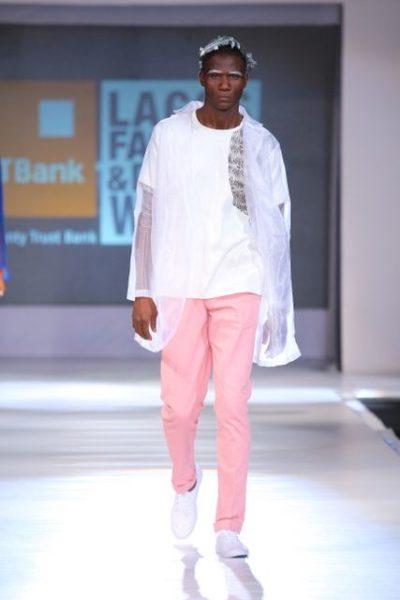 GTBank Lagos Fashion & Design Week 2013 Beatrice Orange Culture - BellaNaija - October2013008