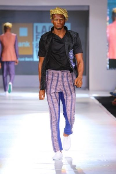 GTBank Lagos Fashion & Design Week 2013 Beatrice Orange Culture - BellaNaija - October2013012