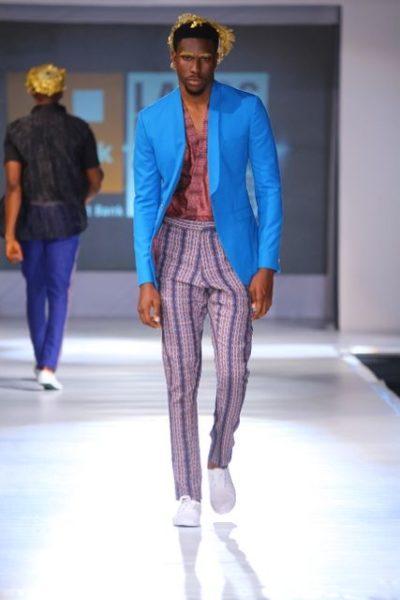 GTBank Lagos Fashion & Design Week 2013 Beatrice Orange Culture - BellaNaija - October2013013