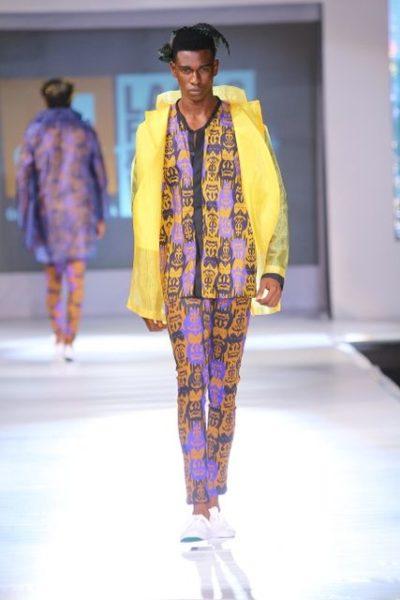 GTBank Lagos Fashion & Design Week 2013 Beatrice Orange Culture - BellaNaija - October2013017