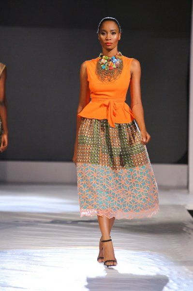 GTBank Lagos Fashion & Design Week 2013 Christie Brown - BellaNaija - October2013004