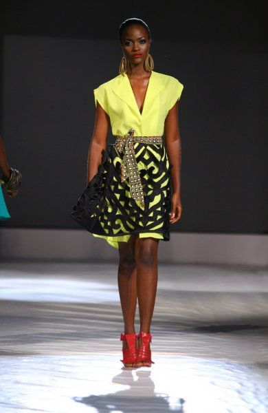 GTBank Lagos Fashion & Design Week 2013 Christie Brown - BellaNaija - October2013007