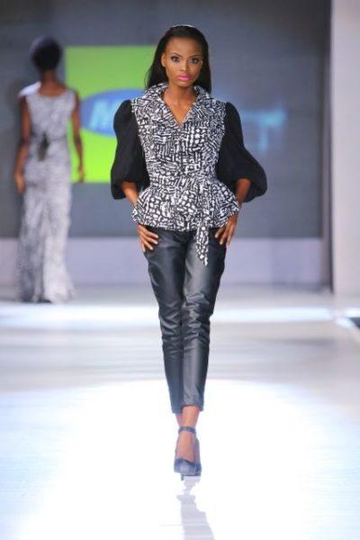 GTBank Lagos Fashion & Design Week 2013 House of Marie - BellaNaija - October2013008