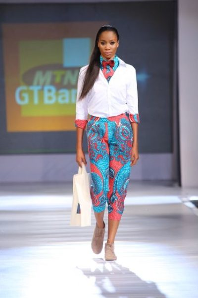 GTBank Lagos Fashion & Design Week 2013 Mai Atafo - BellaNaija - October2013006