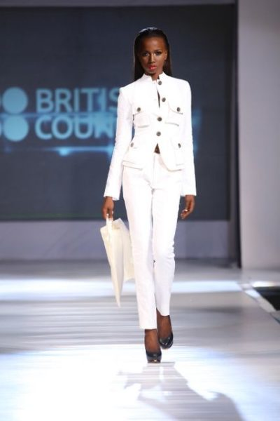 GTBank Lagos Fashion & Design Week 2013 Mai Atafo - BellaNaija - October2013029
