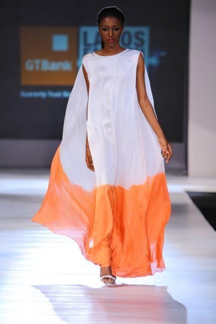 Gtbank Lagos Fashion Design Week 2013 Tiffany Amber Presents Nirvana Bellanaija