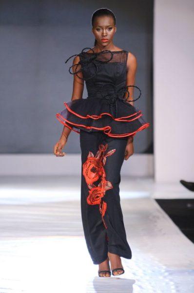 GTBank Lagos Fashion & Design Week 2013 Valerie David - BellaNaija - October2013015