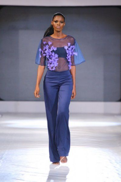 GTBank Lagos Fashion & Design Week 2013 Wiezdhum Franklyn - BellaNaija - October2013001