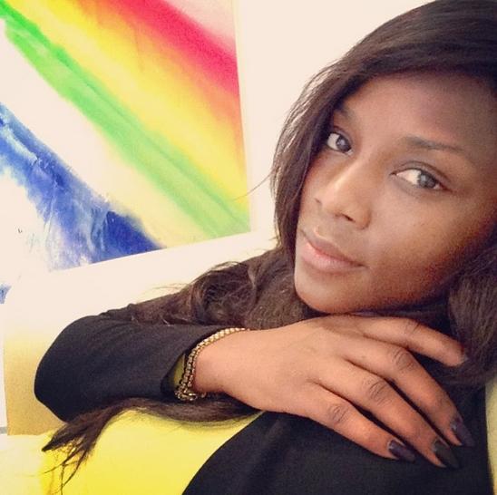 Genevieve Nnaji - October 2013 - BellaNaija