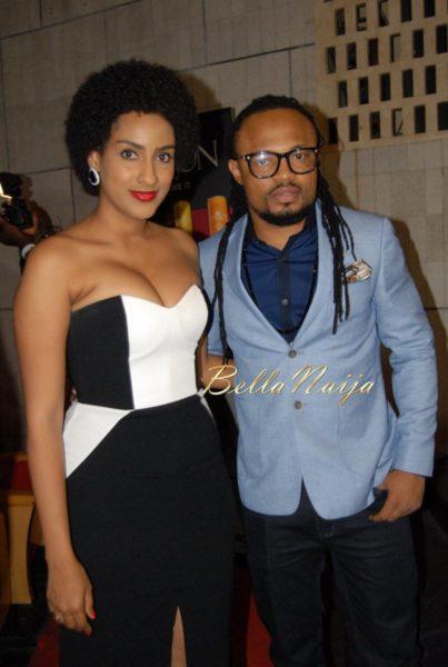 Juliet Ibrahim & Moses Inwang