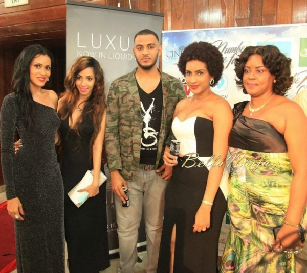 Ghanaian Premiere of Juliet Ibrahim's Number One Fan - October 2013 - BellaNaija045