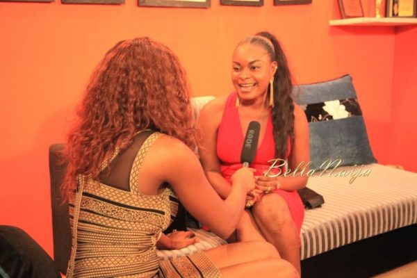 Ghanaian Premiere of Juliet Ibrahim's Number One Fan - October 2013 - BellaNaija056
