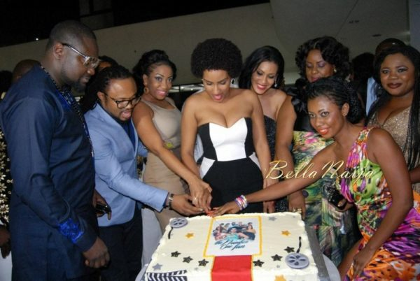 Ghanaian Premiere of Juliet Ibrahim's Number One Fan - October 2013 - BellaNaija069