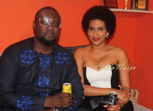 Ghanaian Premiere of Juliet Ibrahim's Number One Fan - October 2013 - BellaNaija114
