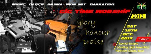 GiG Time Worship - October 2013 - BellaNaija